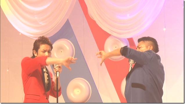 Tackey & Tsubasa in Dakinatsu making of (18)