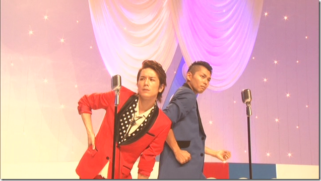 Tackey & Tsubasa in Dakinatsu making of (25)
