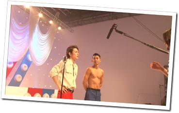 Tackey & Tsubasa in Dakinatsu making of (28)