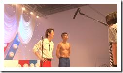 Tackey & Tsubasa in Dakinatsu making of (29)
