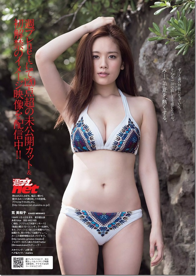 Weekly Playboy no.33 August 18th, 2014 (13)