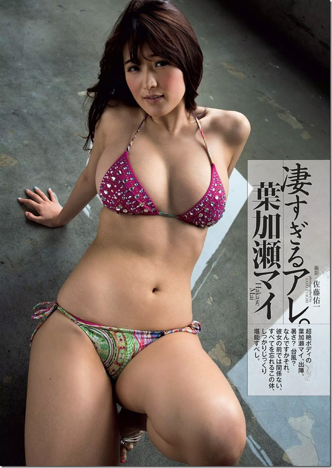 Weekly Playboy no.33 August 18th, 2014 (33)