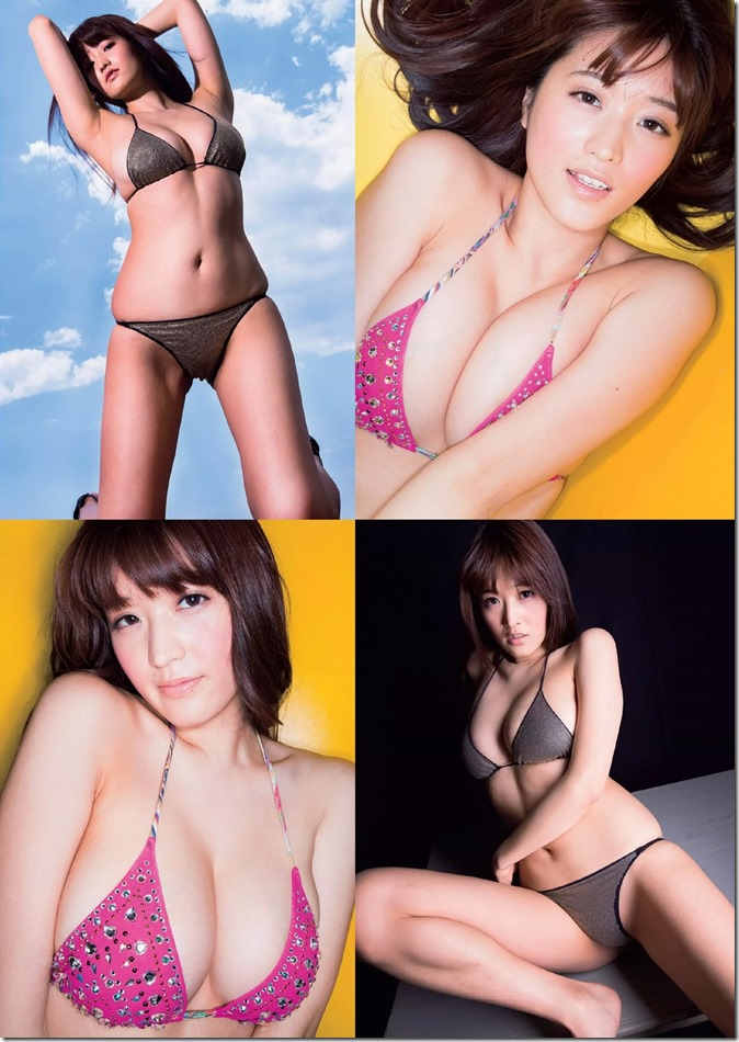 Playboy no.33 August 18th, 2014 features Covergirl Kakei Miwako, Angel ...
