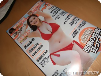 Weekly Playboy no.33 August 18th, 2014