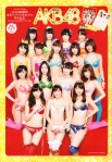 Weekly Playboy no.36 September 8th, 2014 AKB48 A5 sized clear file (1)
