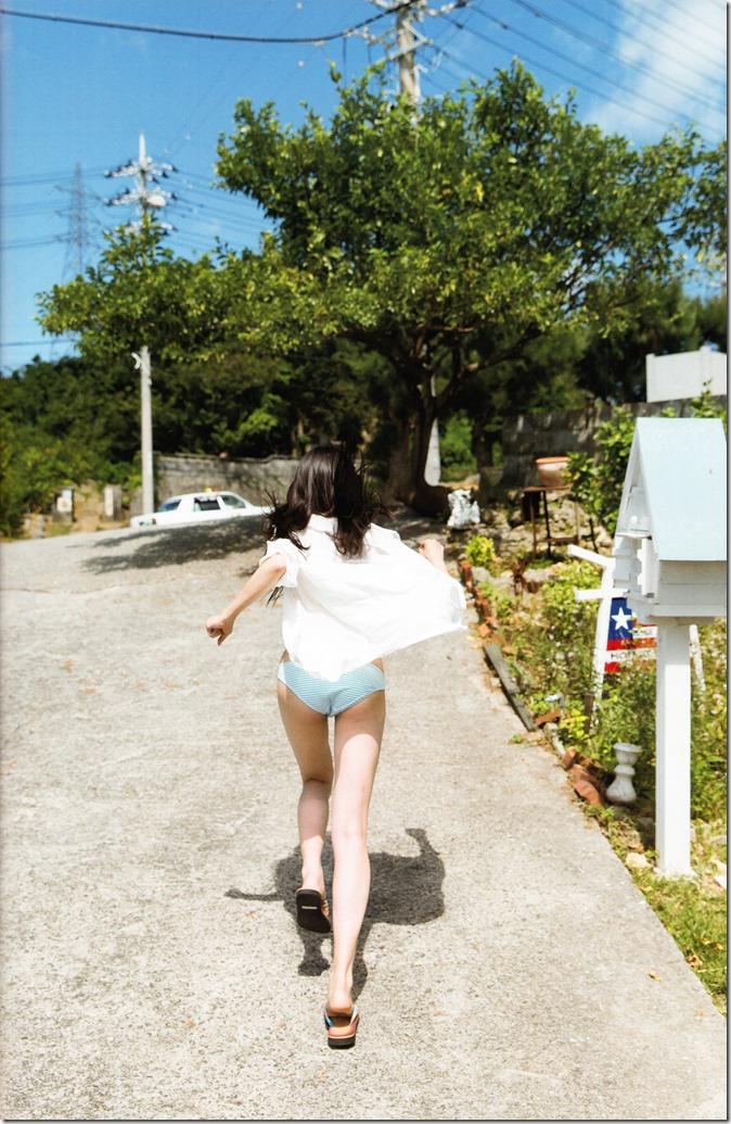 志田 友美ファーストソロ写真集 (28)