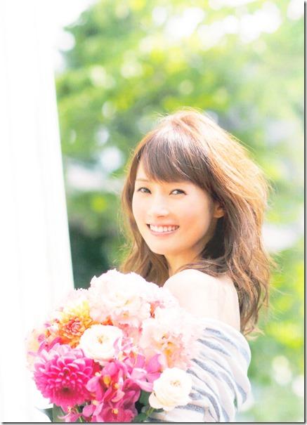 Abe Natsumi Smile.. (2)