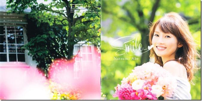 Abe Natsumi Smile.. (3)