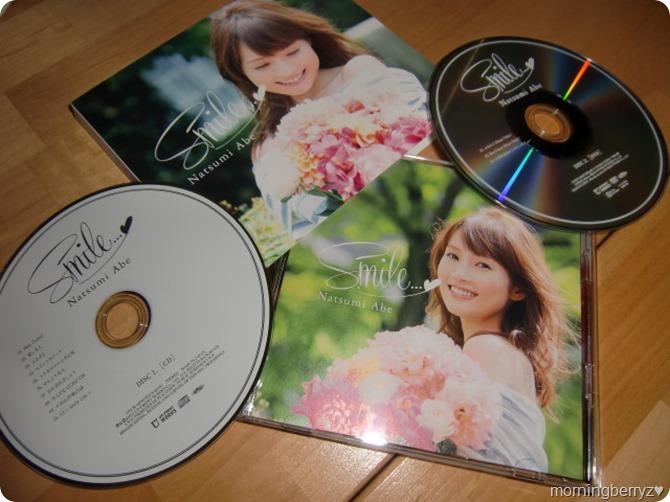 Abe Natsumi Smile...♥ album