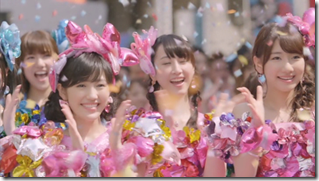 AKB48 in Kokoro no placard (41)