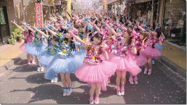 AKB48 in Kokoro no placard (43)