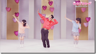 AKB48 Kokoro no placard choreography video type A (Dance lecture) (7)