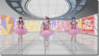 AKB48 Kokoro no placard choreography video type A (Dance movie ver (15)