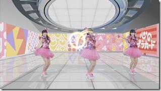 AKB48 Kokoro no placard choreography video type A (Dance movie ver (16)