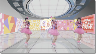 AKB48 Kokoro no placard choreography video type A (Dance movie ver (16)