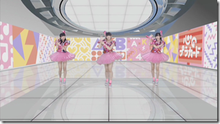 AKB48 Kokoro no placard choreography video type A (Dance movie ver (9)