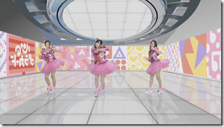 AKB48 Kokoro no placard choreography video type B (Dance movie mirroring ver (15)