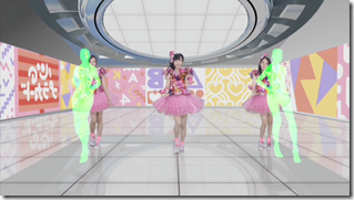 AKB48 Kokoro no placard choreography video type B (Dance movie mirroring ver (18)