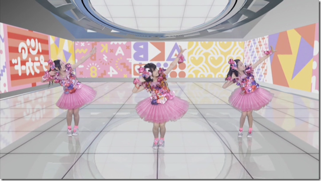 AKB48 Kokoro no placard choreography video type B (Dance movie mirroring ver (19)