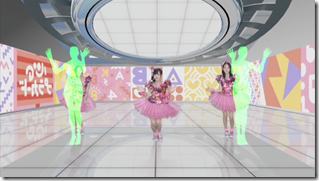 AKB48 Kokoro no placard choreography video type B (Dance movie mirroring ver (5)