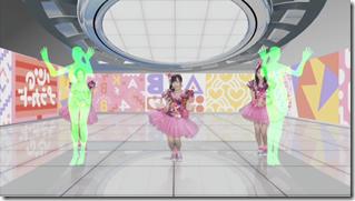 AKB48 Kokoro no placard choreography video type B (Dance movie mirroring ver (6)