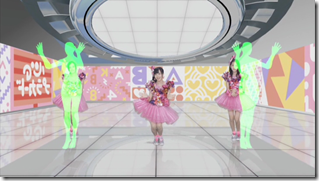 AKB48 Kokoro no placard choreography video type B (Dance movie mirroring ver (6)