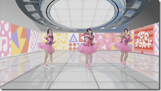 AKB48 Kokoro no placard choreography video type B (Dance movie ver (11)