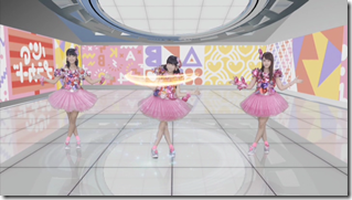 AKB48 Kokoro no placard choreography video type C (Dance movie mirroring ver (22)