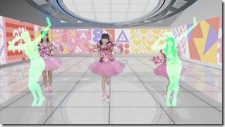 AKB48 Kokoro no placard choreography video type C (Dance movie mirroring ver (23)