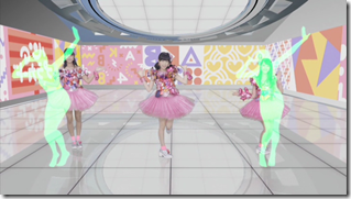 AKB48 Kokoro no placard choreography video type C (Dance movie mirroring ver (23)