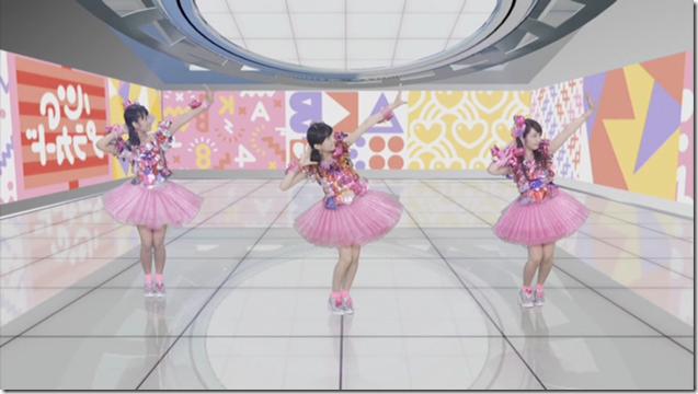 AKB48 Kokoro no placard choreography video type C (Dance movie mirroring ver (24)