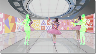 AKB48 Kokoro no placard choreography video type C (Dance movie ver (10)