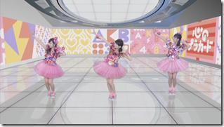 AKB48 Kokoro no placard choreography video type C (Dance movie ver (21)