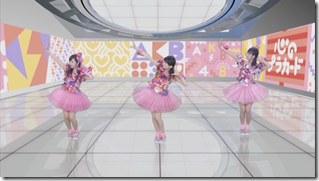 AKB48 Kokoro no placard choreography video type C (Dance movie ver (21)