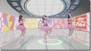 AKB48 Kokoro no placard choreography video type C (Dance movie ver (8)