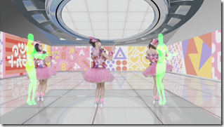 AKB48 Kokoro no placard choreography video type D (Dance movie mirrored ver (10)