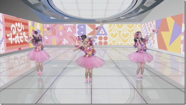 AKB48 Kokoro no placard choreography video type D (Dance movie mirrored ver (19)