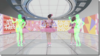 AKB48 Kokoro no placard choreography video type D (Dance movie mirrored ver (9)