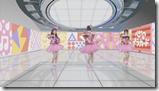 AKB48 Kokoro no placard choreography video type D (Dance movie ver (11)