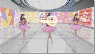 AKB48 Kokoro no placard choreography video type D (Dance movie ver (25)