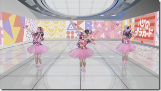 AKB48 Kokoro no placard choreography video type D (Dance movie ver (26)