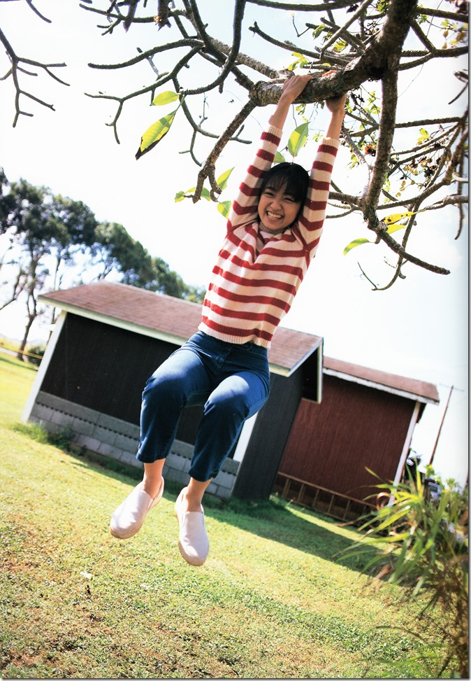 Ikewaki Chizuru Hanapepe shashinshuu (22)