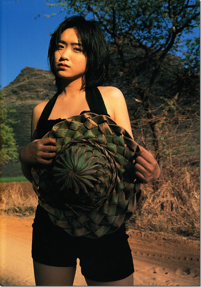 Ikewaki Chizuru Hanapepe shashinshuu (46)