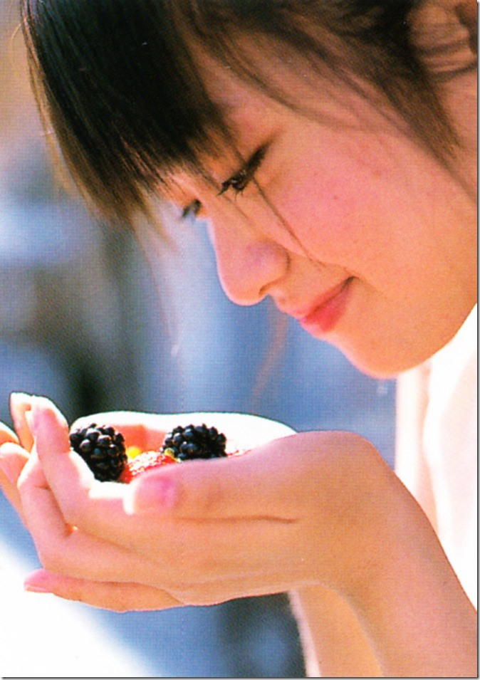 Ikewaki Chizuru tesoro shashinshuu (102)