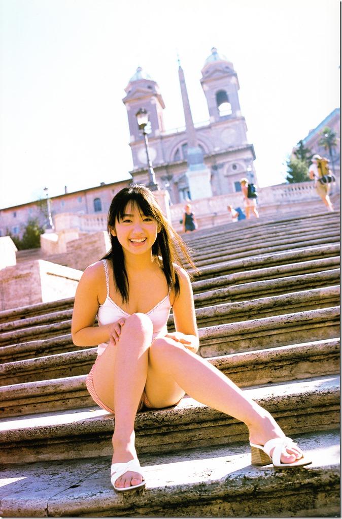Ikewaki Chizuru tesoro shashinshuu (10)