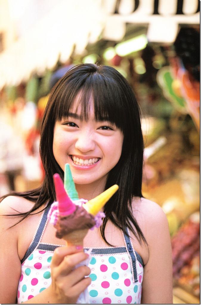 Ikewaki Chizuru tesoro shashinshuu (12)