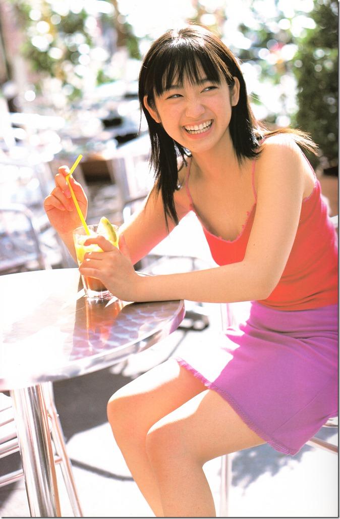 Ikewaki Chizuru tesoro shashinshuu (15)