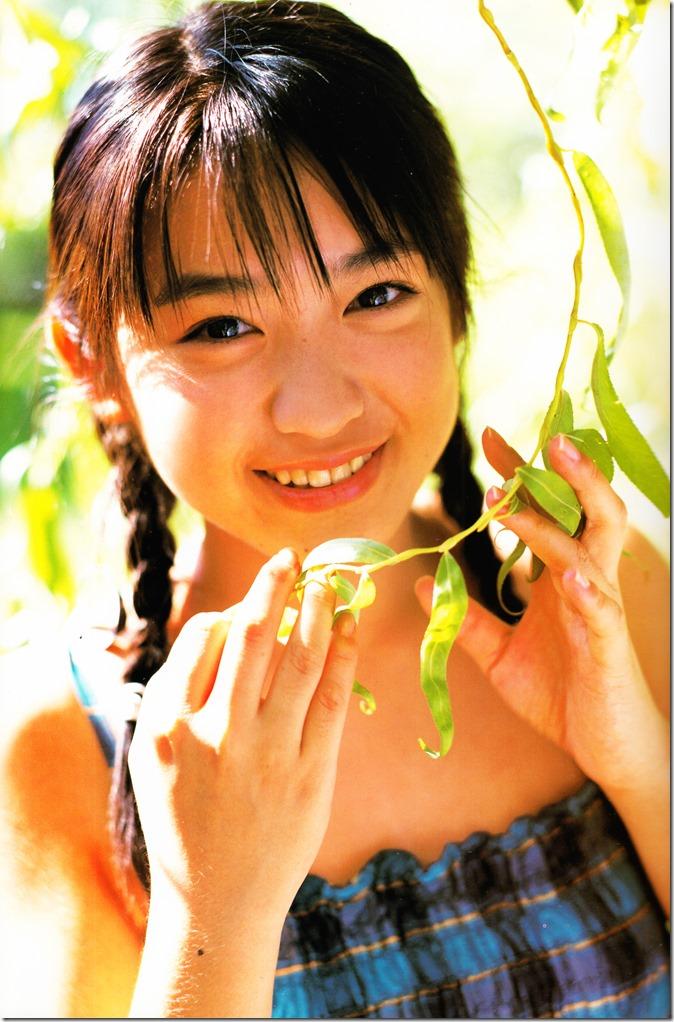 Ikewaki Chizuru tesoro shashinshuu (19)