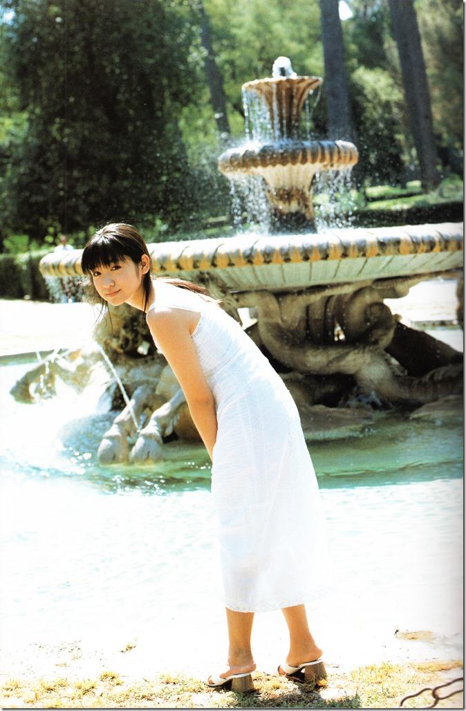 Ikewaki Chizuru tesoro shashinshuu (33)