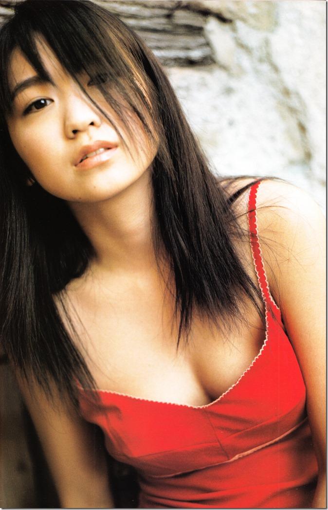 Ikewaki Chizuru tesoro shashinshuu (39)